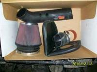 I HAVE FOR SALE A K&N COLD AIR KIT FOR A 96-02 MUSTANG