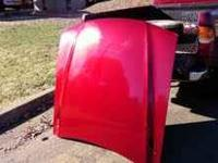 I have a Mustang GT hood in great shape. Will fit 94