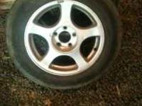 I have a set of used mustang rims come off 03 mustang