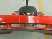 Up for sale is my GT front bumper cover with fogs,