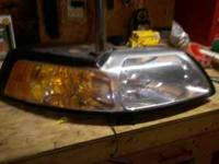 I have a headlight for a Ford Mustang for sale. Please