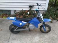 I have a new dirt bike in great condition. runs