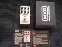 Great condition, still in box. Great pedal, just too