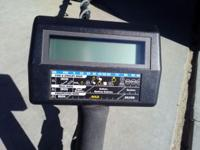 I am selling my MXT whites metal detector that's been