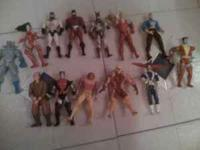 In The Listing I Have Lots of Action Figures, Card