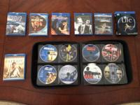 I'm offering my entire blu-ray library. These disks are