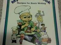 THIS BOOK IS CALLED MY ENGLISH BOOK, RECIPES FOR BASIC