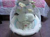 I have a Fisher Price My Little Lamb Cradle n Swing