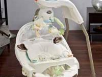 I have a fisher price my little lamb swing, it retails