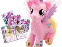 Anytime is perfect for storytime with Princess Cadance.
