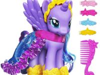 Your Princess Luna pony figure needs your help to look