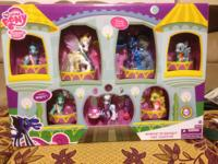 MY LITTLE PONY MIDNIGHT IN CANTERLOT COLLECTION 7