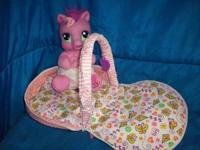 For sale: My Little Pony Play-N-Carry! My daughter