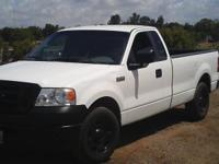 2007 Ford F150xl  W v6 engine ,automatic trans , air