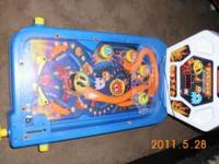 I bought this pinball machine with my own alowance