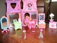 I am selling a huge lot of My Little Pony. I have 18
