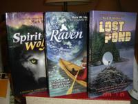*  MYSTICAL Adirondack books by MARK W HOLDREN   ~the