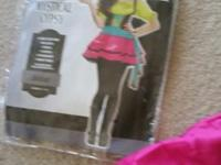 Mystical Gypsie Costume, Actual amount spent $40 Only