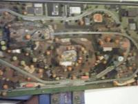 I am selling a 4 X 8 ... N Scale Train Layout. This