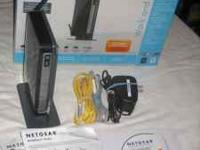 For Sale : Netgear, N300 Woreless ADSL2+ Modem/Router