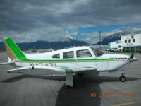 N47471 is one of the nicest Piper Arrow's we've ever