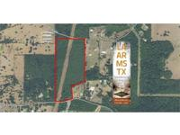 41.38 acres potential development or residential tract