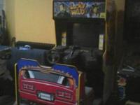 Fully functional Lucky & Wild Arcade game. Includes