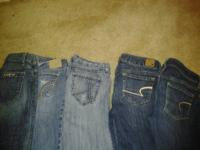 Jeans sz 2-7 Dresses small Shirts smalls and mediums