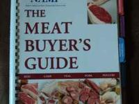For sale is the NAMP meat buyers guide. It is in