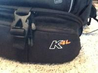 Carefully used Naneu K4L Pro Backpack in black. This is