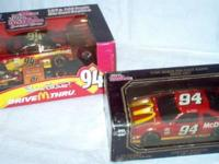 NASCAR Driver BILL ELLIOT Diecast Collection! All are
