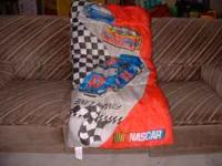 NASCAR sleeping bag $5.00 Email or call  for details.