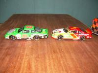 I have many nascar die cast Terry and Bobby La Bonte 2