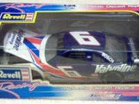 Jeff Burton #99 Diecast Car in 1:24 Scale, Racing