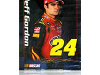 JEFF GORDON BUNDLE  POSTER SEALED IN PLASTIC WITH HARD