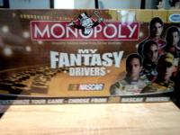 Hello. Please find for sale a Nascar Monopoly 1999