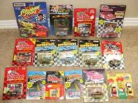 Nascar Toys and Wallet: All but 1 still in package 1) 1
