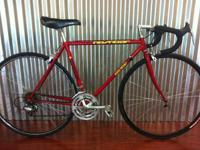Nashbar 4000 Road Bike in a 50cm frame size and in