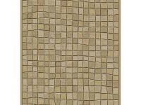 The Natco Kurdamir Cobble Tan 5 ft. 3 in. x 7 ft. 7 in.