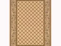 Designed for indoor use, the Natco Kurdamir Derby Ivory