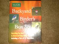 Birdhouse box set / Includes: Illustrated book on how