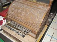 National Cash Register No.7 Very Rare Working... Very