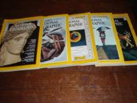 have a lot of national geographic books from 70-80-and