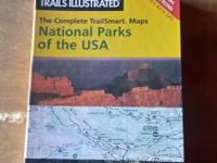 National Geographic Maps trails illustrated   the