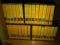 National Geographic VHS Collection 30 videos including