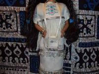 Native American Barbie doll is part of a proud Indian