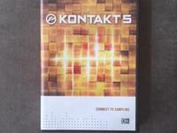 I am rehoming my Native Instruments Kontakt 5. This is