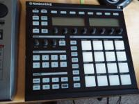 Native Instruments' MASCHINE incorporates the power and