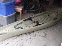 Grey native magic kayak for sale. I have two of them so