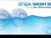 Call  for Free Shipping. - 2 Enza Wash Balls are an FDA